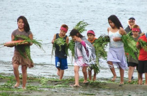 B.C. First Nations water blessing